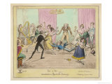 Accidents in Quadrille Dancing Mishaps to Avoid on the Dance Floor
