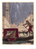 Carnival at Venice