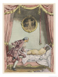 Giovanni Giacomo Casanova Italian Adventurer  He Finds Zeroli Asleep