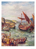 The Romans Leave England