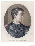 Gaius Caesar Caligula Roman Emperor Great-Nephew of Tiberius Assassinated