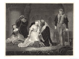 Lady Jane Grey Queen for Nine Days is Beheaded at the Tower of London on Charges of Treason
