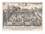 The Herb Garden of Altdorf University Switzerland