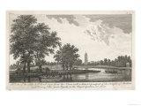 Kew Gardens c1770