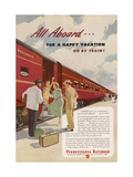 Promoting the Pennsylvania Railroad