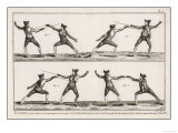 Instruction in the Art of Fencing 2 of 9