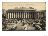 The Paris Bourse after the Extensions Made in 1903
