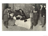 La Boheme Activ: Surrounded by Her Friends Mimi Dies of Tuberculosis