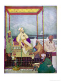 Shah Jahan I Mughal Emperor of India from 1628 to 1658 Known in His Youth as Prince Khurram