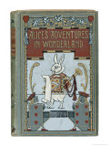 The White Rabbit is Featured on the Cover of the 1908 Edition Published by John Lane Bodley Head