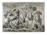 Macbeth  Act I Scene III: Macbeth and Banquo on Horseback Encounter the Three Witches
