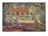 The Garden at Robundara an Early Australian Homestead
