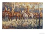 Citizen Soldiers Australia  a Cavalry Force in the Bush