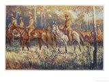 Citizen Soldiers Australia  a Cavalry Force in the Bush