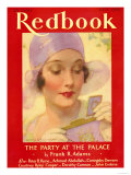 Redbook  July 1930
