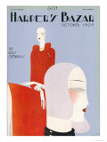 Harper's Bazaar  October 1929