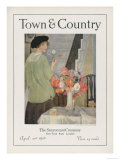 Town & Country  April 20th  1918
