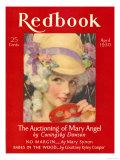 Redbook  April 1930
