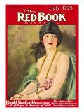 Redbook  July 1925