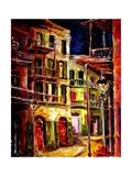 New Orleans Side Street