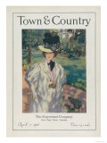 Town & Country  April 11  1918