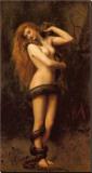 Lilith Tableau sur toile par John Collier