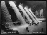 Gare Grand Central, New York Tableau sur toile encadré