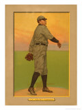 Cy Young  1911 (T3) Turkey Red Cabinets Trading Card