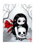 Gothic Fairy:  A Walk Through the Cemetery
