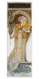 Mucha Nouveau Bernhardt Gismonda Giclée par Alphonse Mucha