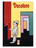 Ducotone Poster
