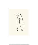 Le pingouin, vers 1907 Sérigraphie par Pablo Picasso