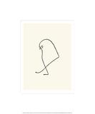 Le Moineau, c.1907 Sérigraphie par Pablo Picasso