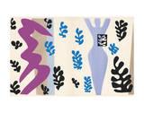 The Knife Thrower, pl. XV from Jazz, c.1943 Reproduction d'art par Henri Matisse