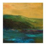 Emerald Isle Reproduction pour collectionneurs par Julian Corvin