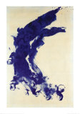 Anthropometrie (ANT 130), 1960 Reproduction d'art par Yves Klein