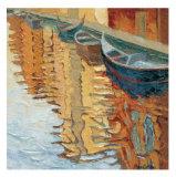 Venice  Facade Reflections