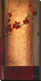 Tapisserie de fleurs II Tableau sur toile par Don Li-Leger
