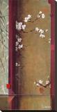 Tapisserie de fleursI Tableau sur toile par Don Li-Leger