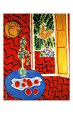 Intérieur rouge Giclée par Henri Matisse
