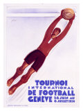 Tournoi de Football  Geneve