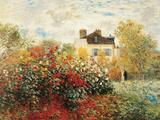 The Artist's Garden in Argenteuil