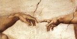The Creation of Adam  c1510 (detail)