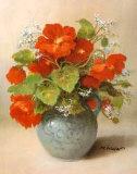 Blumenserie