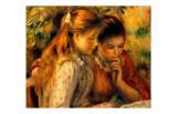 La lecture Giclée par Pierre-Auguste Renoir
