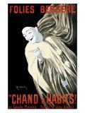 Folies-Bergere  Chand d'Habits