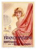 Savon France-Hygiene  1925