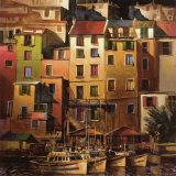 Or de Méditerranée Reproduction d'art par Michael O'Toole