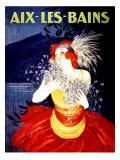 Aix Les Bains Giclée par Leonetto Cappiello