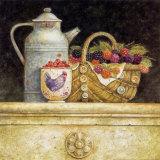 Berries and Whitewash